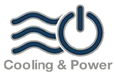 Logo de cooling and power